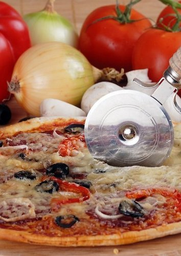 Daržovių pica
