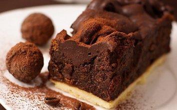 Šokoladinis imbierinis tortas