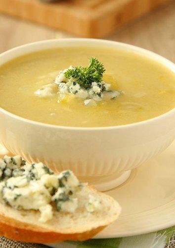 Kreminė svogūnų sriuba