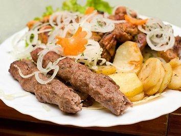 Mititei: iš moldavų virtuvės