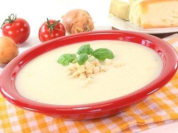 Šveicariška sriuba su sūriu