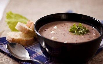 Kreminė pupelių sriuba